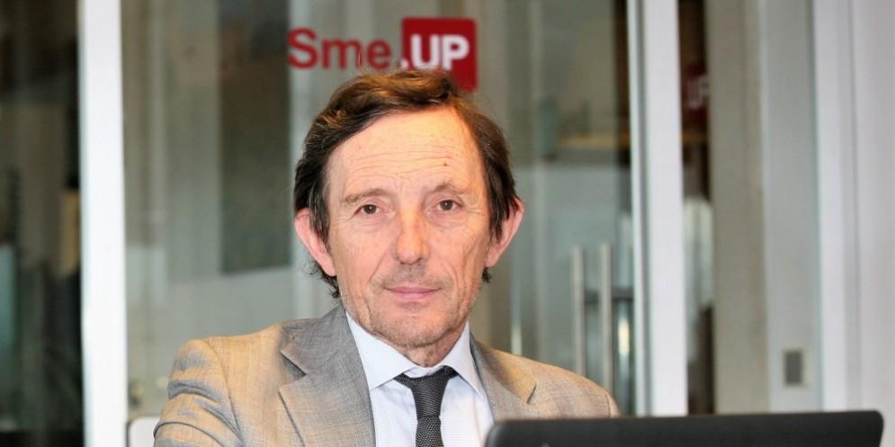 Silvano Lancini, Presidente del Gruppo SmeUP