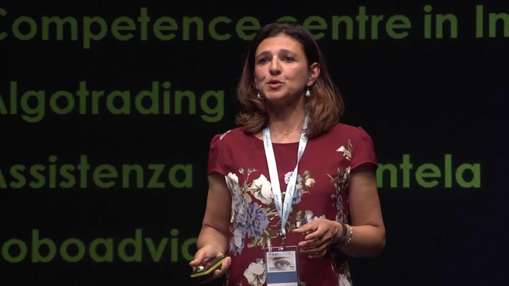 Doris Messina, Chief Digital Transformation Officer di Banca Sella