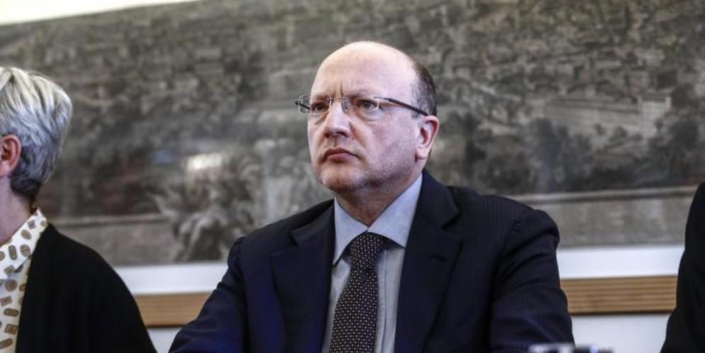 Vincenzo Boccia, Presidente uscente di Confindustria