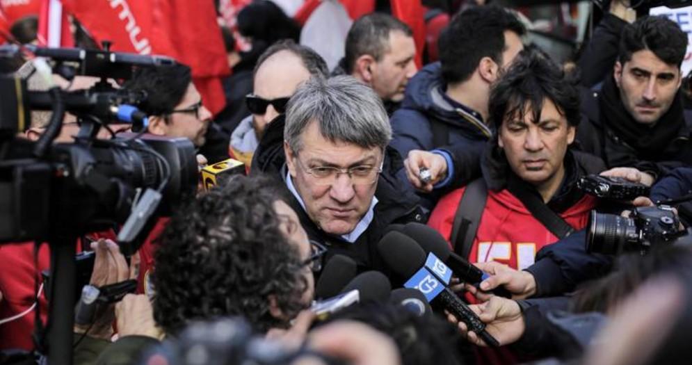 Maurizio Landini, Segretario della CGIL