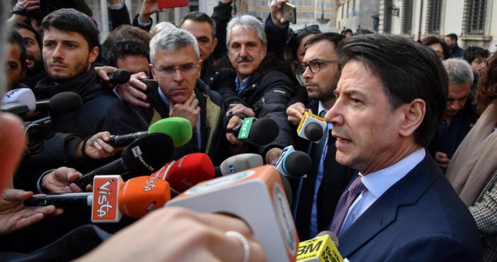 Il Presidente del Consiglio, Giuseppe Conte commenta il voto delle regionali
