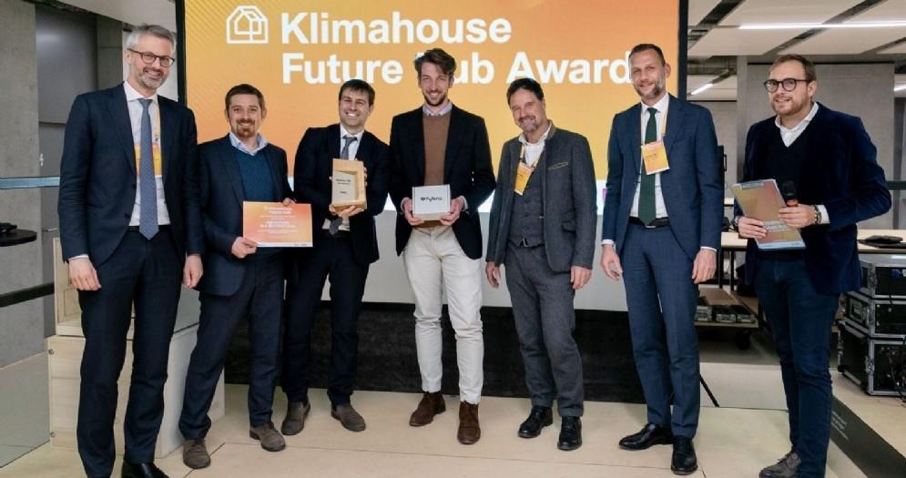 Klimahouse Future Hub Award 2020, premiazione