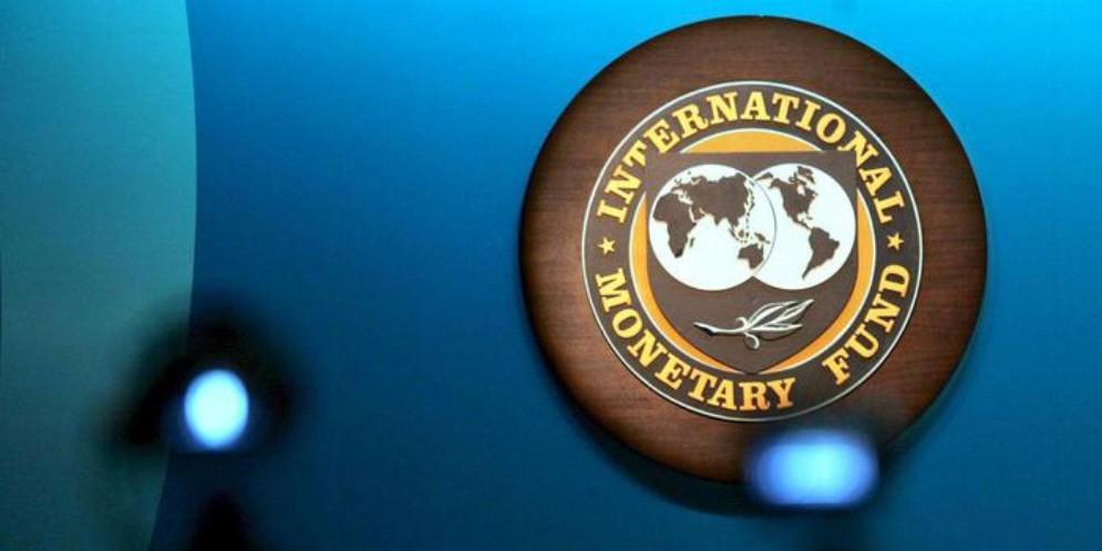 Il logo del Fondo Monetario Internazionale