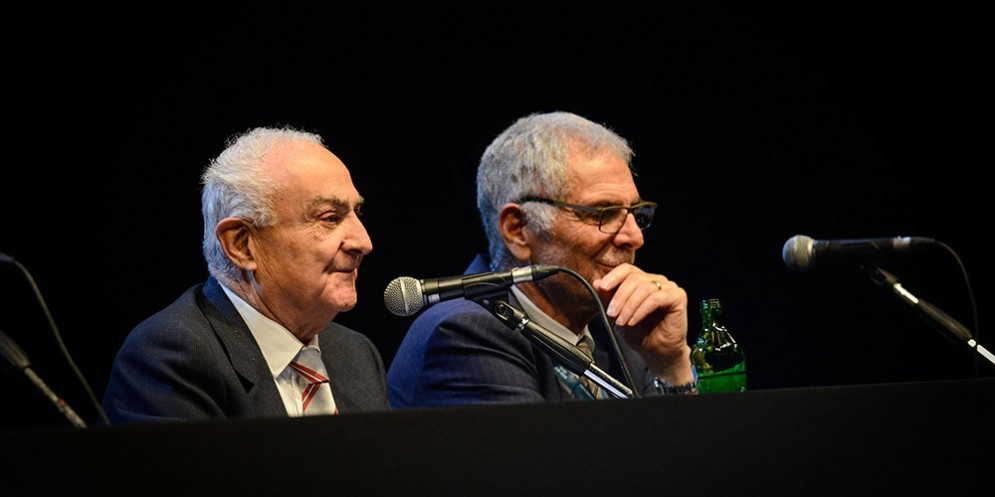 Michele Cinaglia, fondatore Engineering e Paolo Pandozy, Ceo Engineering
