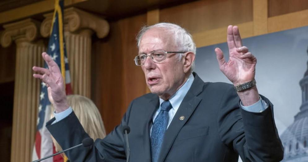 Bernie Sanders, candidato Democratico
