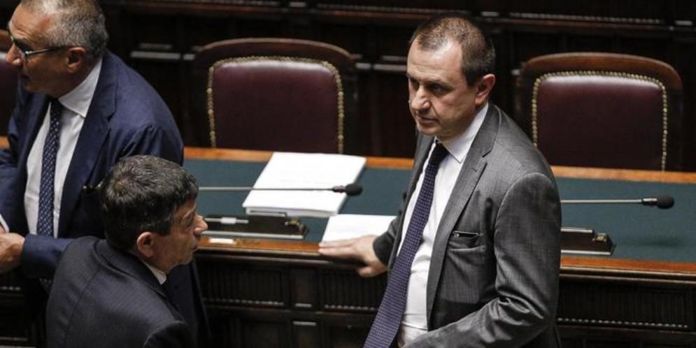 Ettore Rosato, coordinatore nazionale Italia Viva e vicepresidente della Camera dei Deputati