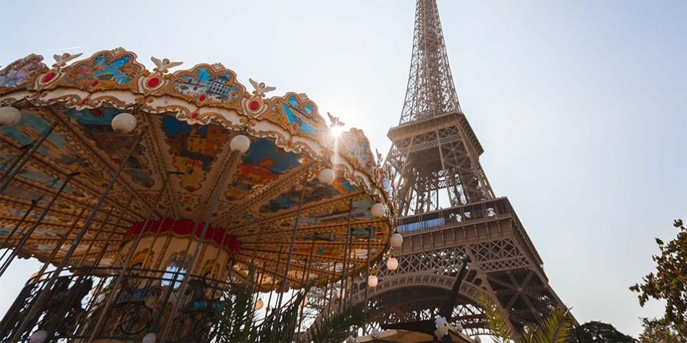 La Tour Eiffel, Parigi