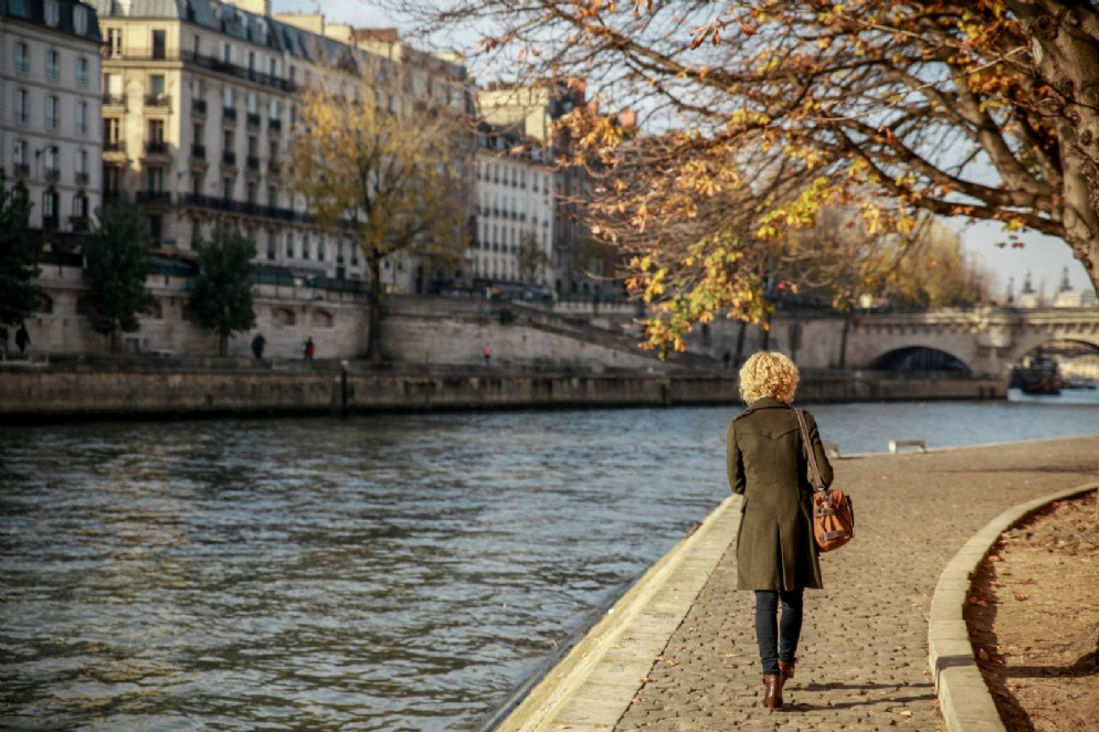 Passeggiata a Parigi