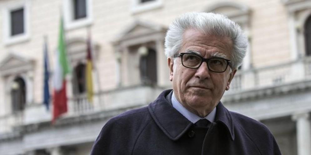 Il tesoriere del PD, Luigi Zanda
