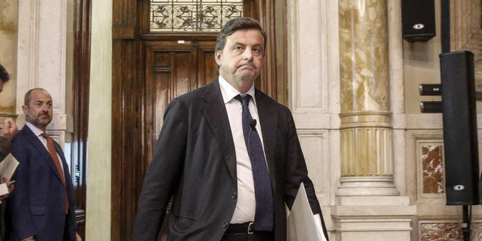 Il fondatore di Azione, Carlo Calenda