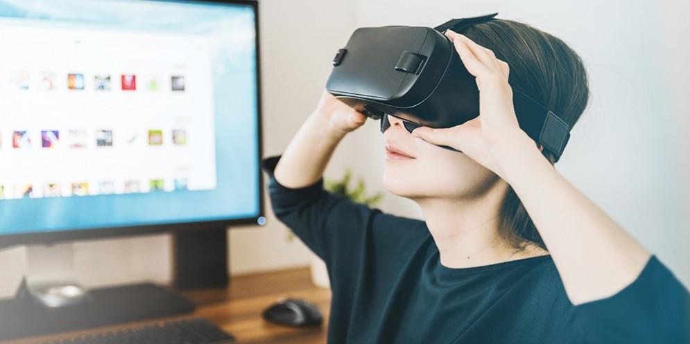Esperienza in realtà virtuale