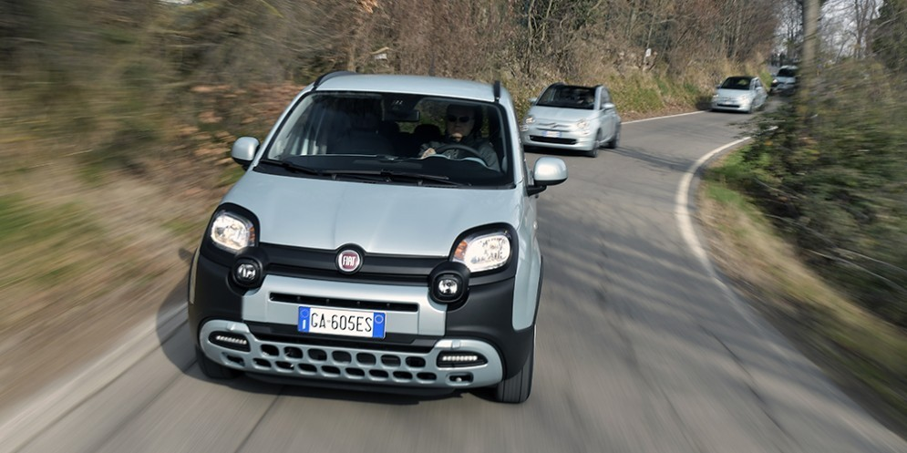 Fiat 500 e Fiat Panda Hybrid