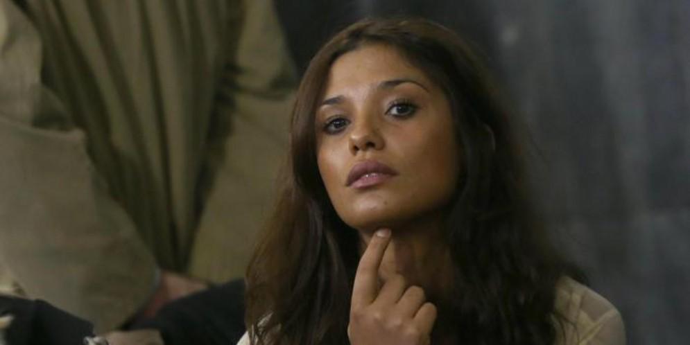 Imane Fadil in Tribunale a Milano