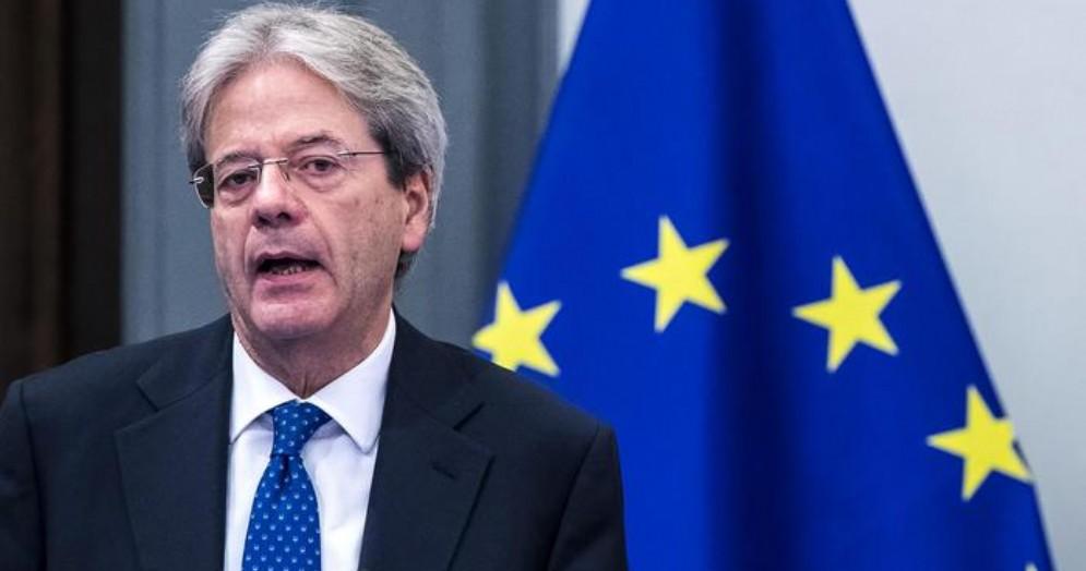 Paolo Gentiloni, Commissario europeo per l'Economia