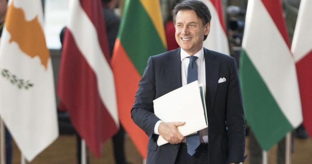 Giuseppe Conte, Presidente del Consiglio italiano