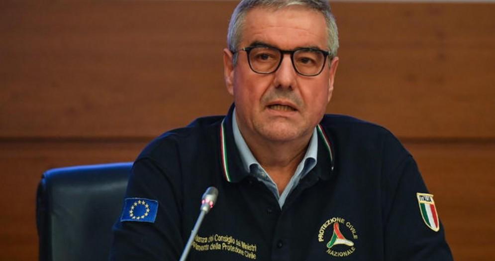 Angelo Borrelli, capo della Protezione Civile