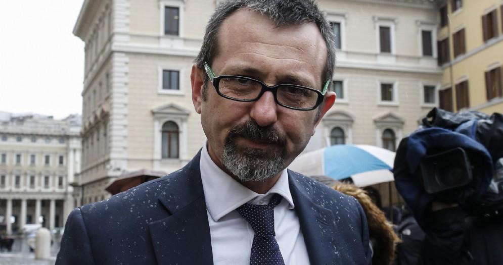 Il Deputato biellese di Fratelli d'Italia, Andrea Delmastro