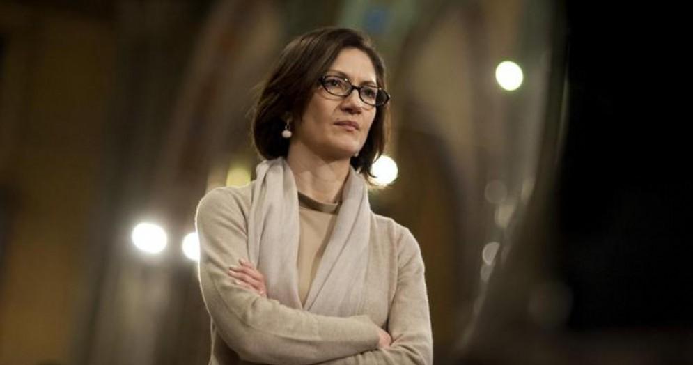 Mariastella Gelmini, capogruppo di Forza Italia alla Camera