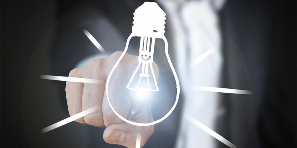 Lampadina, innovazione digitale