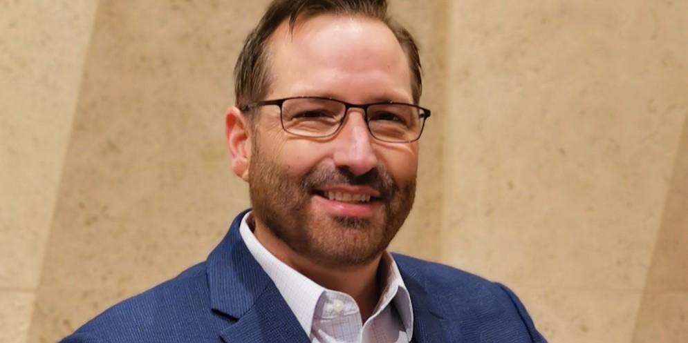 Alex Cooper, Director of Government and Critical Field Service Strategy di Zebra Technologies