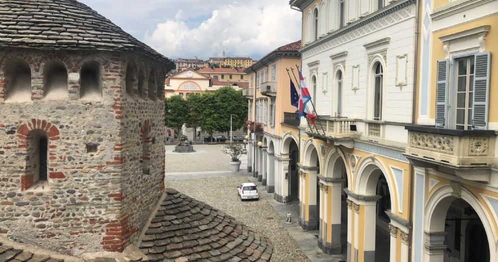 La sede del Comune di Biella
