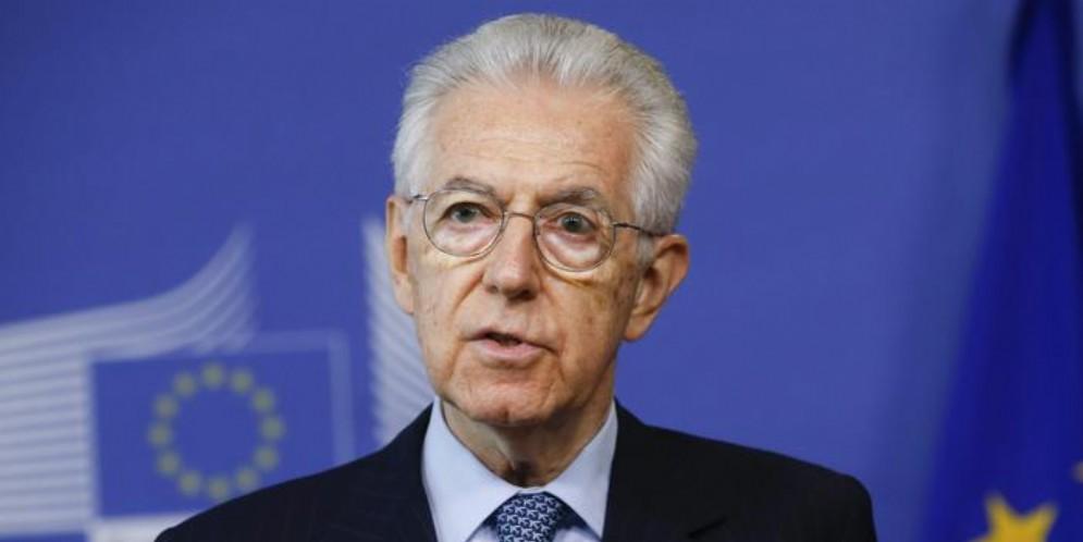 Mario Monti, Senatore a Vita