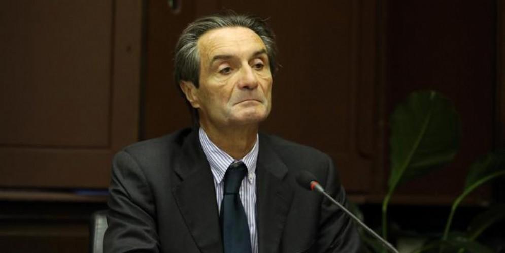 Attilio Fontana, Presidente della Regione Lombardia