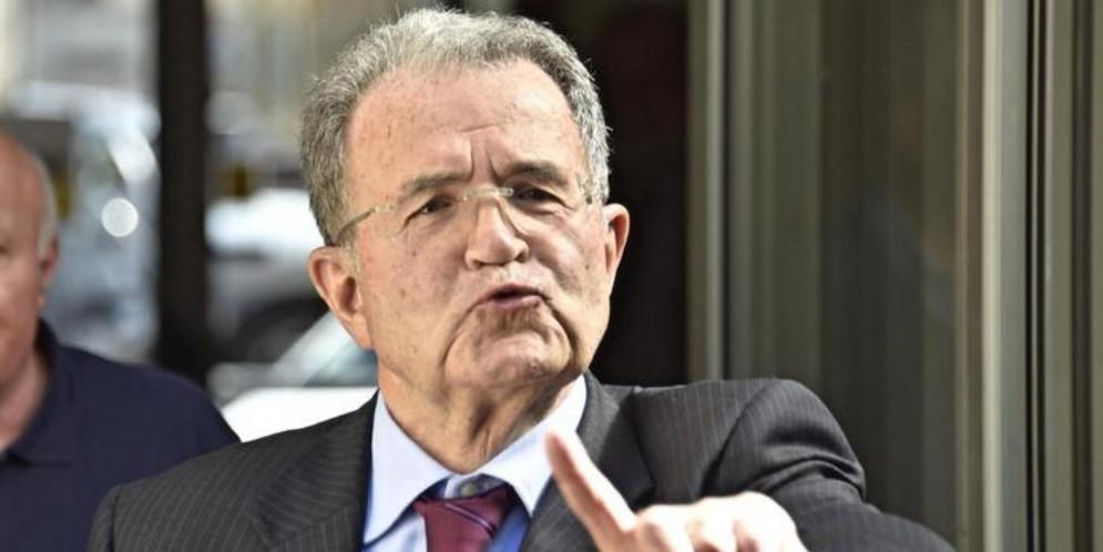 L'ex Premier, Romano Prodi