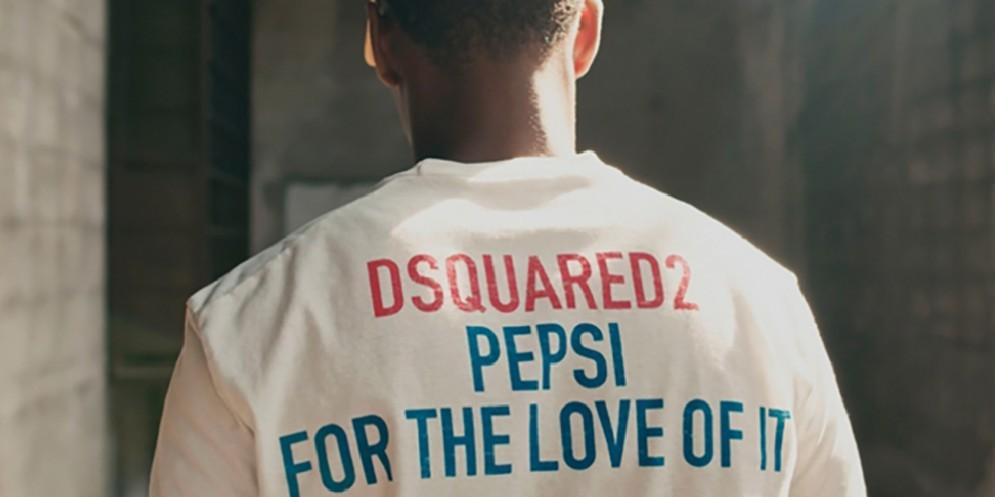 Dsquared2 e Pepsi nuova capsule collection