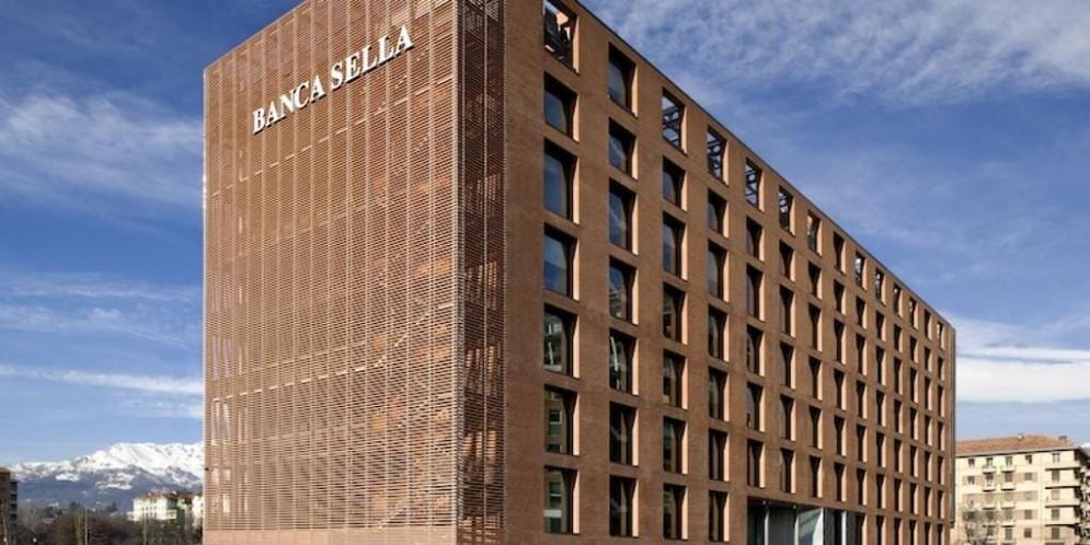 La sede di Sella a Biella