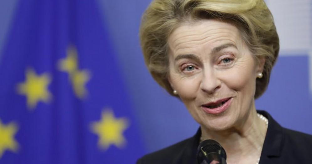 Ursula von del Leyen, Presidente della Commissione Europea