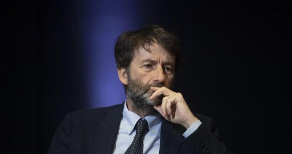 Dario Franceschini, Ministro per i Beni culturali