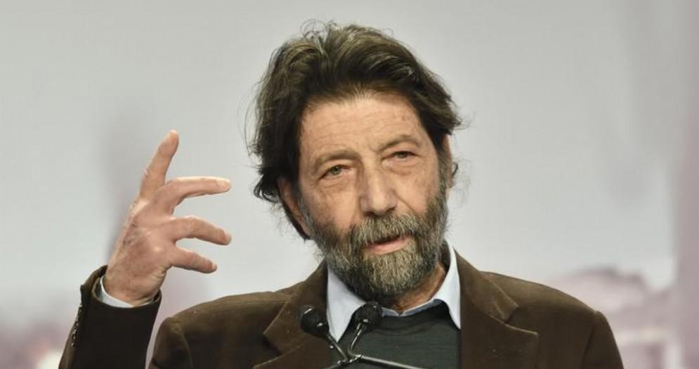 Massimo Cacciari, filosofo ed ex Sindaco di Venezia