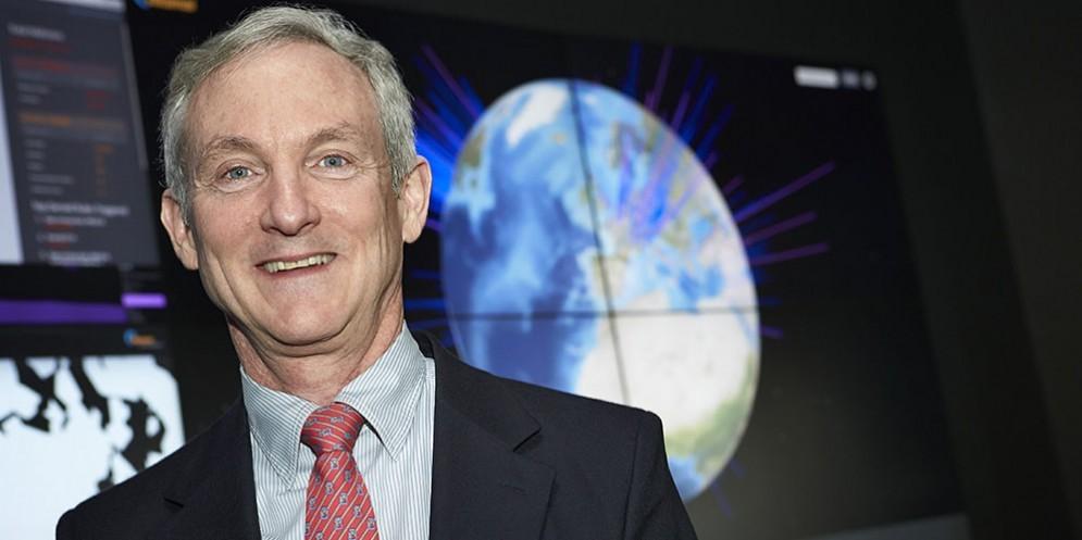 Tom Leighton, CEO di Akamai Technologies