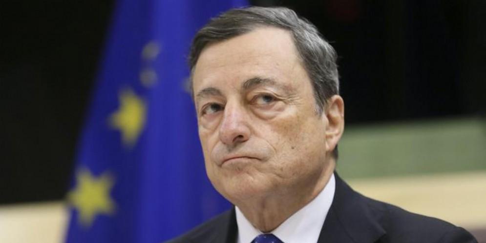 L'ex Presidente della BCE, Mario Draghi