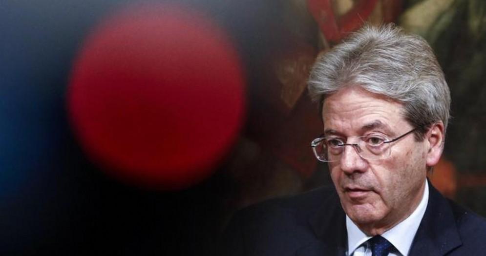 Il commissario europeo agli Affari Economici, Paolo Gentiloni