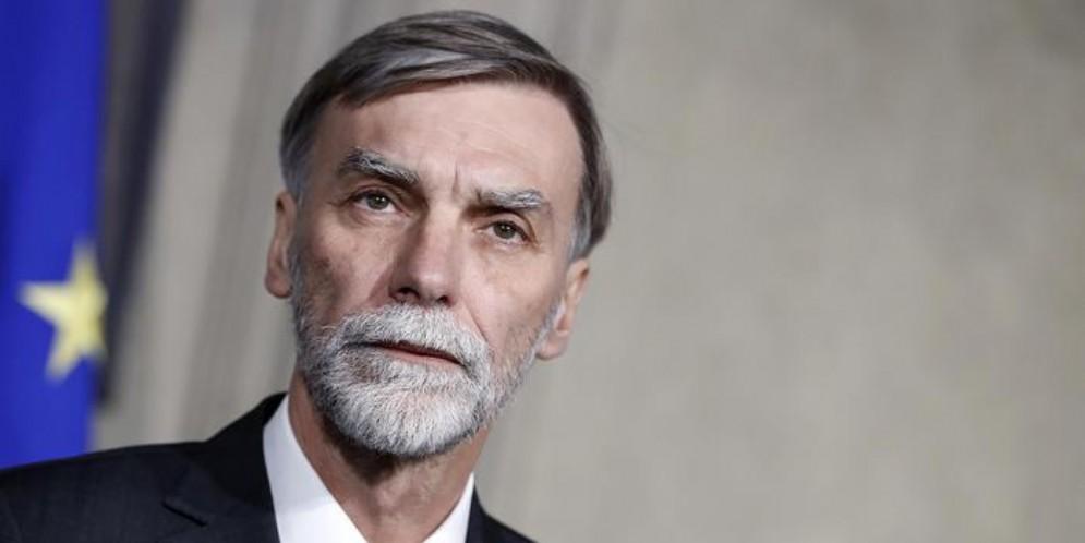 Il capogruppo del PD alla Camera, Graziano Delrio