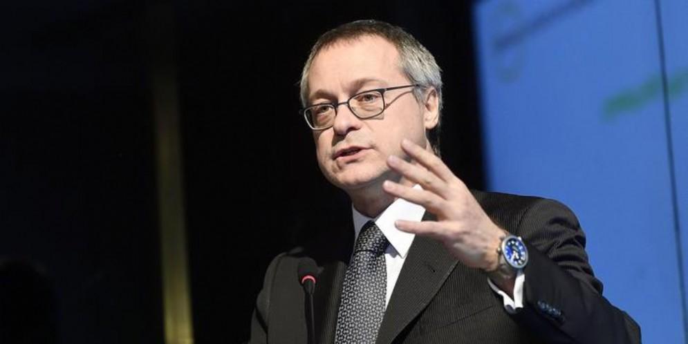 Carlo Bonomi, presidente designato di Confindustria