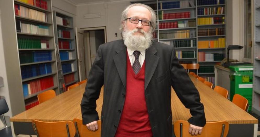 Paolo Becchi, professore di Filosofia del diritto all'università di Genova