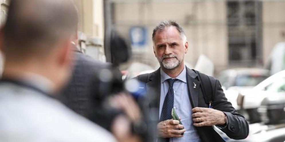 Il Deputato della Lega, Massimo Garavaglia