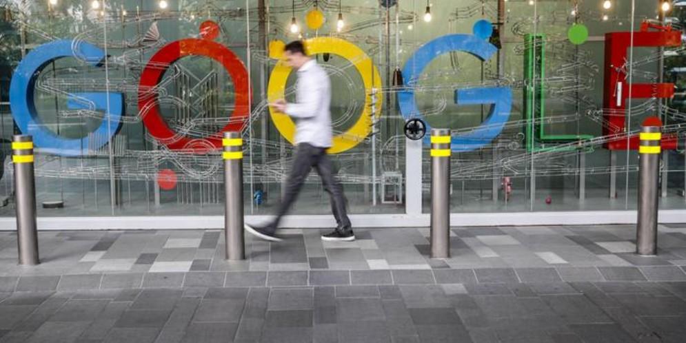 Il logo di Google
