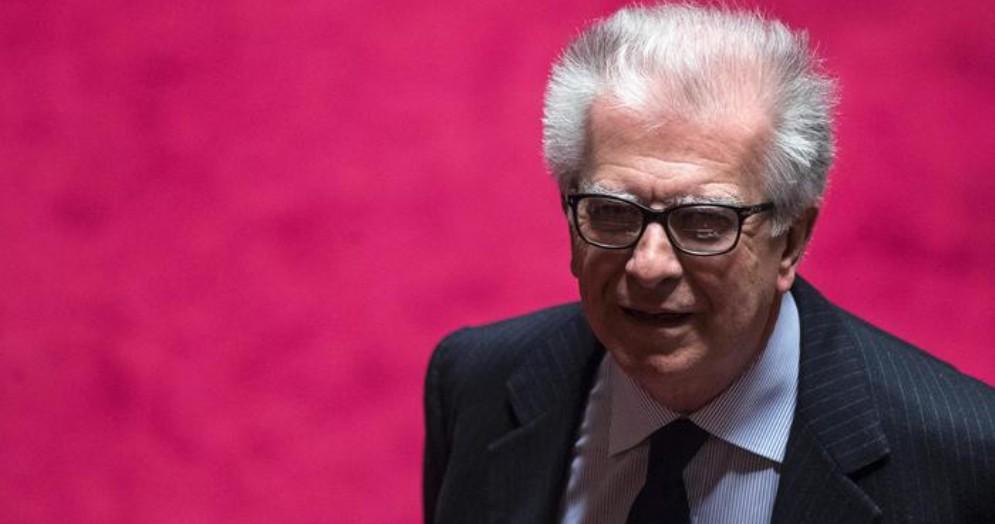 Il Senatore del PD, Luigi Zanda