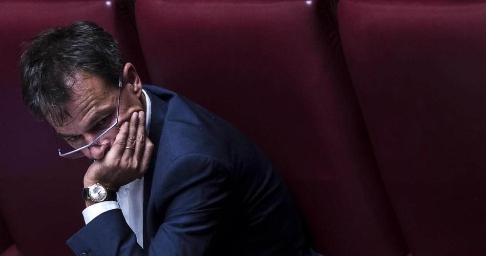 Stefano Fassina, ex sottosegretario all'Economia