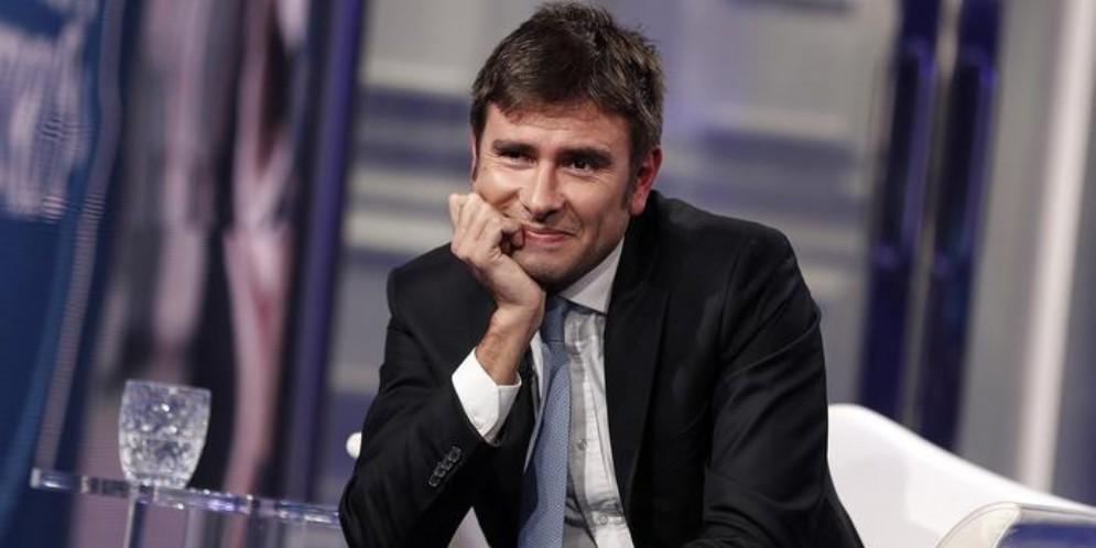 L'ex Parlamentare 5 Stelle, Alessandro Di Battista