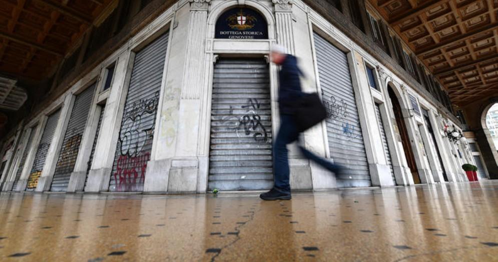 L'effetto Covid-19 si abbatte sull'economia italiana: crollo PIL del 4,7% nel primo trimestre 2020