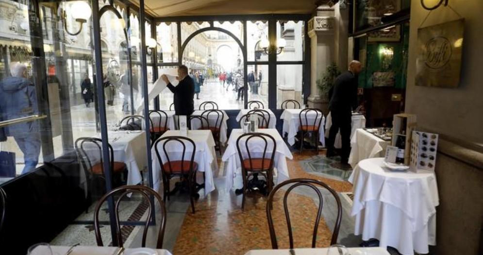 La ristorazione si prepara alla riapertura, ma la strada è tutta in salita