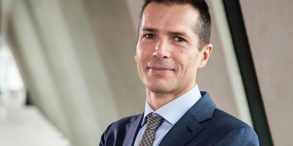 Giacomo Frizzarin, Direttore della Divisione Small, Medium and Corporate di Microsoft Italia