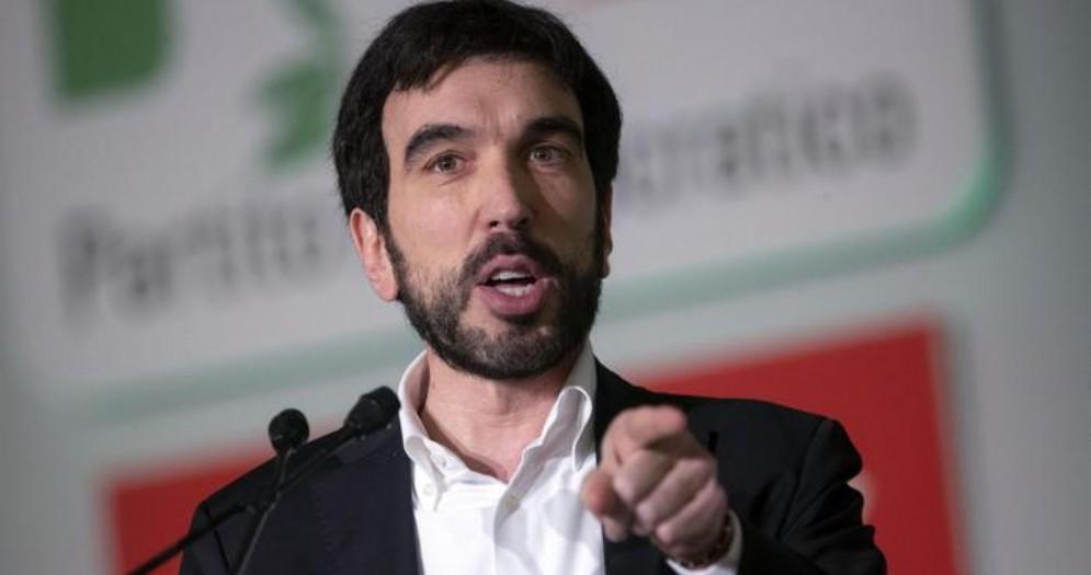 Il Deputato del PD, Maurizio Martina