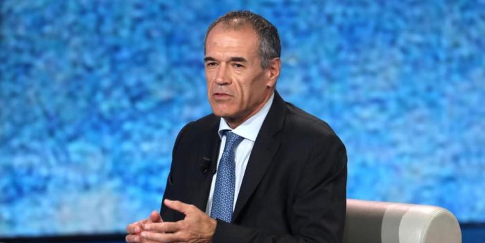 Il direttore dell'Osservatorio sui conti pubblici italiani, Carlo Cottarelli