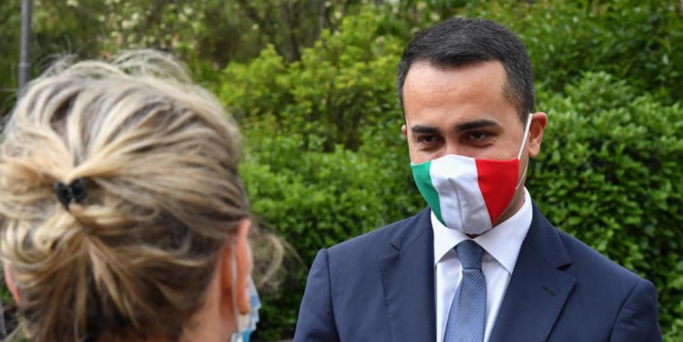 Luigi Di Maio, Ministro degli Esteri
